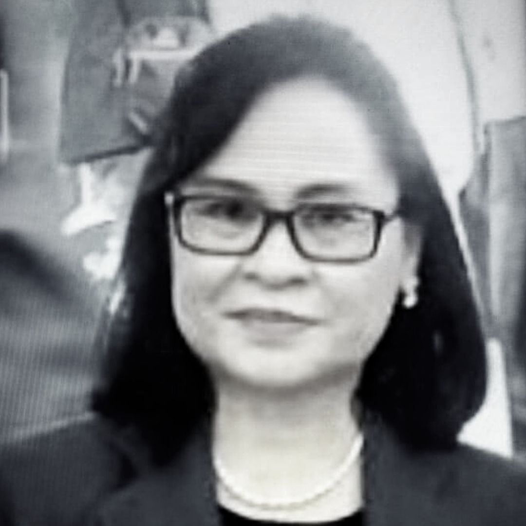 Pdt. Julien Esther Kawatak